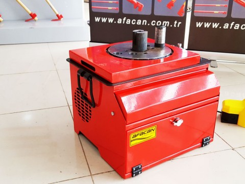 Afacan B18 demir bükme makinası