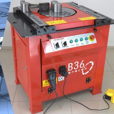 inşaat demir bükme makinası
